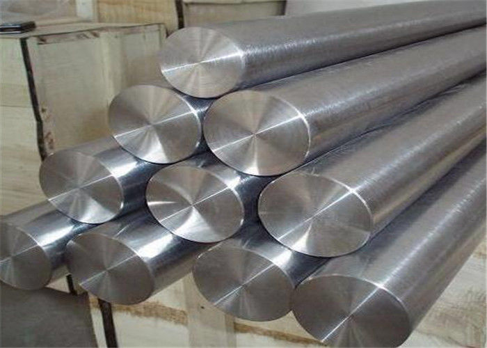 Polished Duplex 2205 Round Bar , S31803 Stainless Steel Round Bar High Alloy Steels